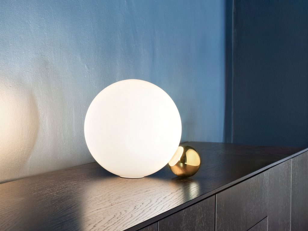 Plafoniere Flos : Lampada design flos lamp parentesi black